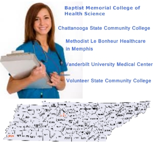 Five Ultrasound Technician Schools in Tennessee